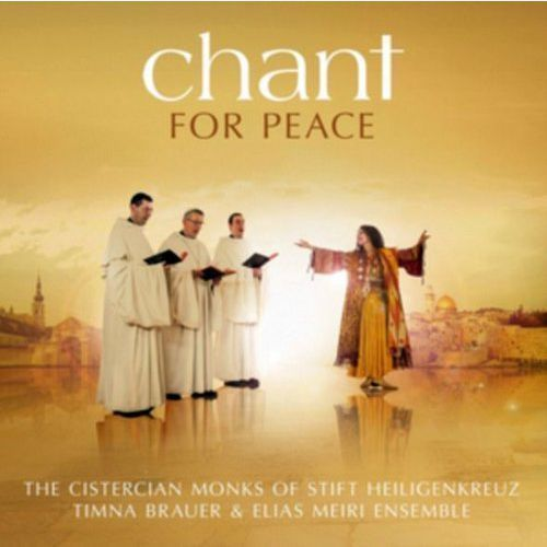 Chant for peace - cistercian monks of stift heiligenkreuz (płyta cd) marki Universal music