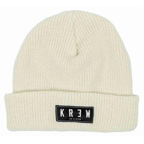czapka zimowa KREW - Cuff Beanie Eggshell (OWT) rozmiar: OS