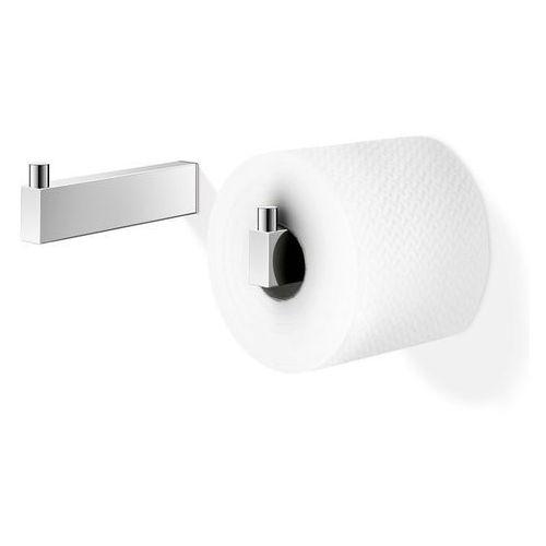 Zack - Uchwyt na papier toaletowy Linea - stal nierdzewna polerowana - stal polerowana