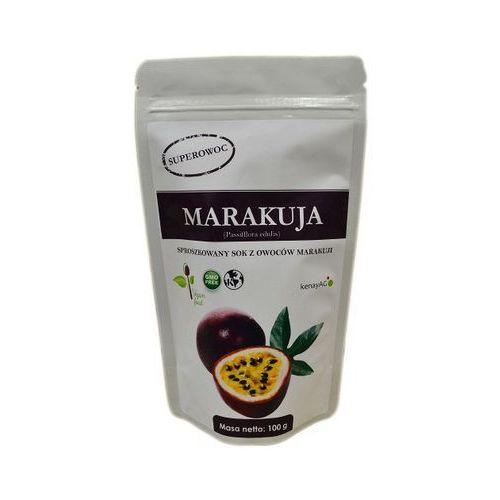 Marakuja (Passiflora edulis) sproszkowany sok z owoców 100g - sprawdź w wybranym sklepie