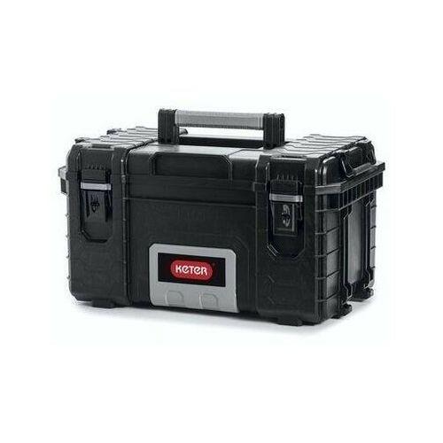 Keter skrzynka narzędziowa rigid tool box czarny/czerwony - darmowa dostawa od 95 zł!