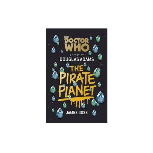 Doctor Who: The Pirate Planet (416 str.)