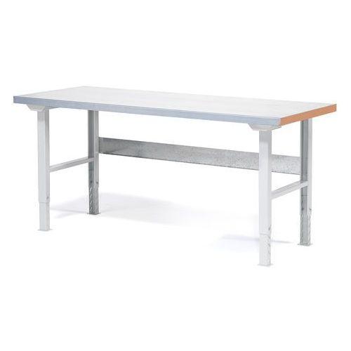 Stół roboczy solid, 750 kg, 1500x800 mm, stal marki Aj produkty