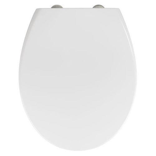 Podwójna deska sedesowa, zintegrowana deska toaletowa dla dzieci i dorosłych, delos marki Wenko