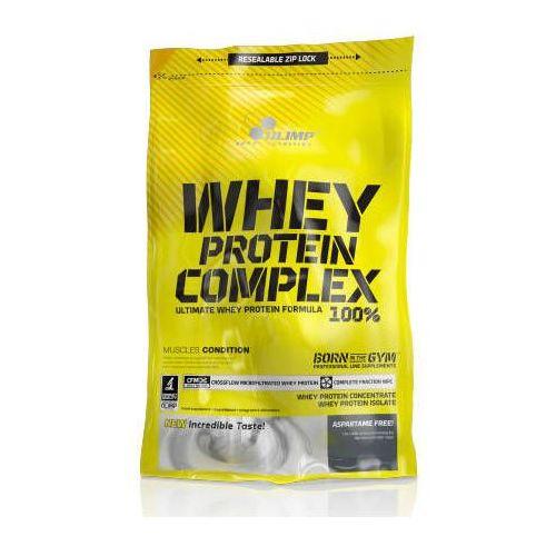 Olimp laboratories Olimp whey protein complex 100% 700g waniliowy