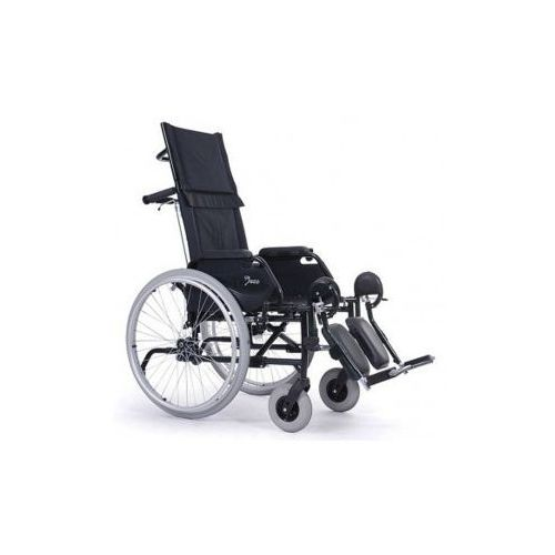 Wózek inwalidzki - JAZZ30 - odchylanym oparciem do 30 °, VER-JAZZ30