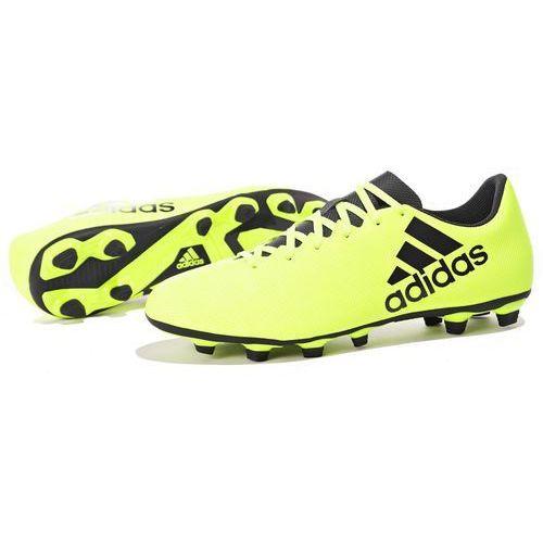 Adidas Buty pilkarskie  x 17.4 fxg s82401 (4058025128571)