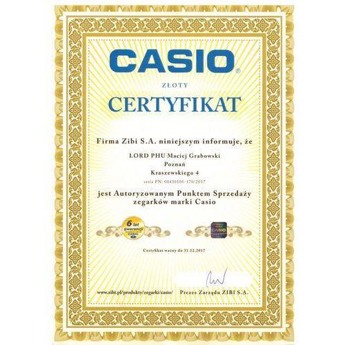 Casio LTP-1234G-7AEF. Najniższe ceny, najlepsze promocje w sklepach, opinie.