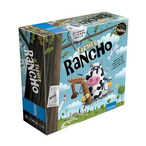 Gra planszowa GRANNA rancho