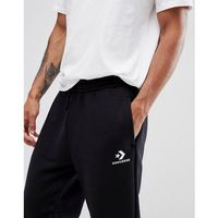 Converse Skinny Joggers In Black 10008815-A01 - Black, kolor czarny