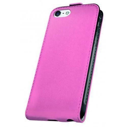Oxo Etui do apple iphone 6 plus flap case (xflip65colpk6) różowy