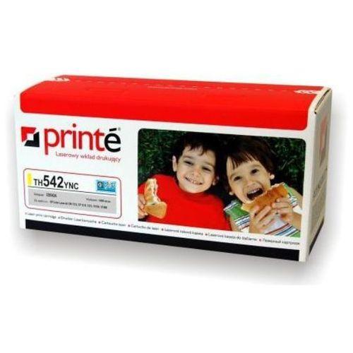Printe toner TH542YNC (CB542A) Yellow Darmowy odbiór w 21 miastach!, TH542YNC