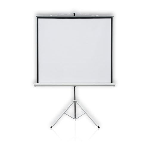 Ekran projekcyjny przenośny 150×150 etpr1515r marki 2x3