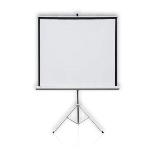 Ekran projekcyjny przenośny 150×150 ETPR1515R