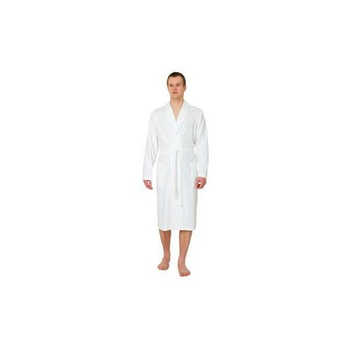 Szlafrok Męski 402 biały, 11A0-13128_20150215211734