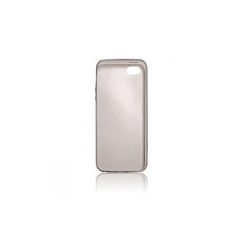 Żelowa nakładka ultra slim 0,3mm do iphone 5/5s dymiona wyprodukowany przez Partner tele