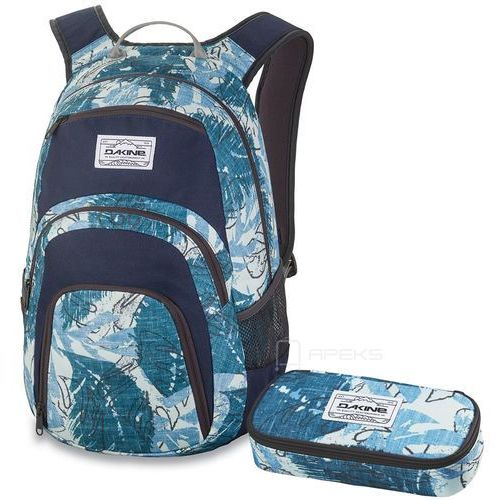 "Dakine campus 25l plecak miejski na laptopa 14"" + piórnik gratis / washed palm - washed palm"