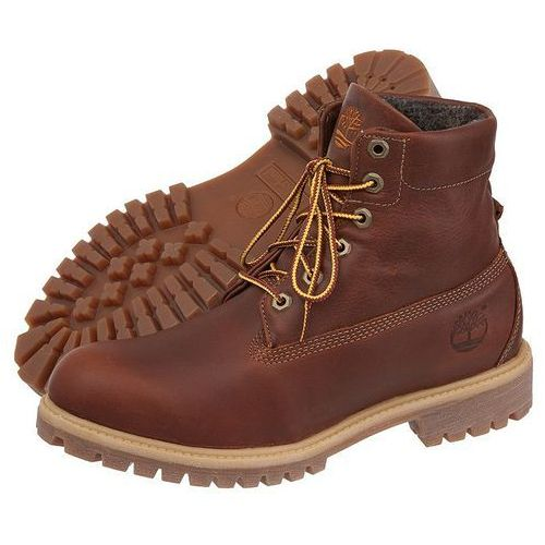 Trapery Timberland Roll Top 6831A (TI20-b), kolor brązowy