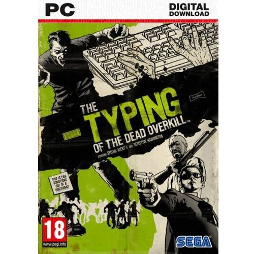 Typing of the Dead Overkill (PC)
