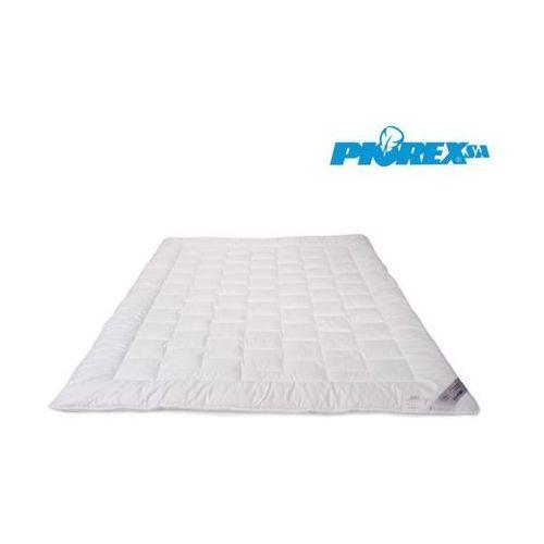 Piórex Kołdra antyalergiczna satin cotton całoroczna , rozmiar - 200x220 wyprzedaż, wysyłka gratis