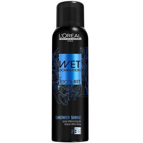 tecni art wet domination shower shine 160ml w lakier do włosów marki L´oreal paris