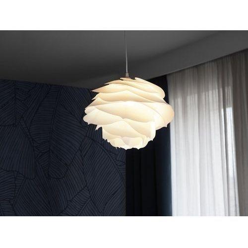 Lampa biała - sufitowa - żyrandol - lampa wisząca - do salonu - NILE (7105274704920)