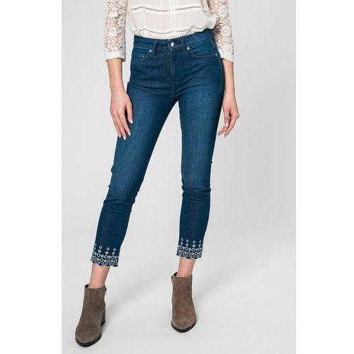 - jeansy venice marki Tommy hilfiger