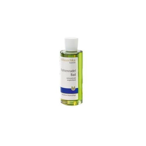Dr hauschka świerkowy olejek do kąpieli na wiatr i niepogodę, 30 ml