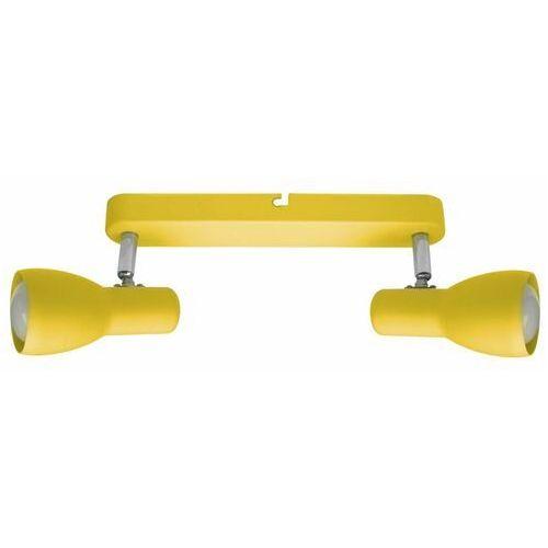 Candellux Listwa oprawa lampa sufitowa picardo 2x40w e14 miętyowy 92-50595 (5906714850595)