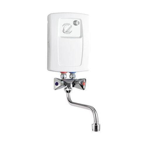 Elektryczny przepływowy ogrzewacz wody EQS2-5.5 kW R EQUATION (5901171242556)