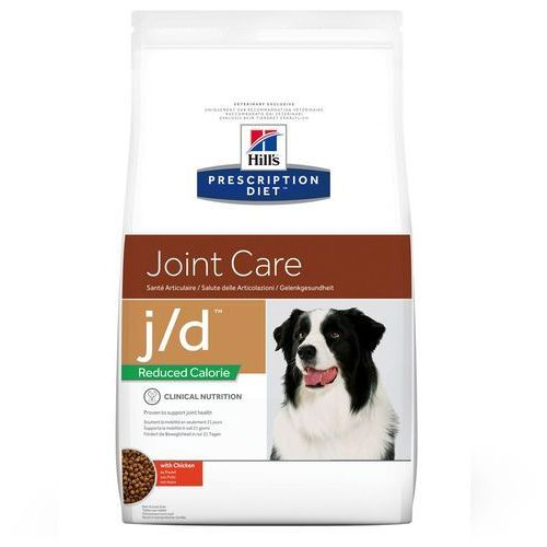 Hill´s Prescription Diet Canine Reduced Calorie j/d - 2 x 12 kg