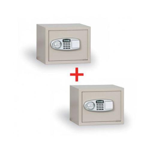 Meblowy sejf elektroniczny 17L 1+1 GRATIS