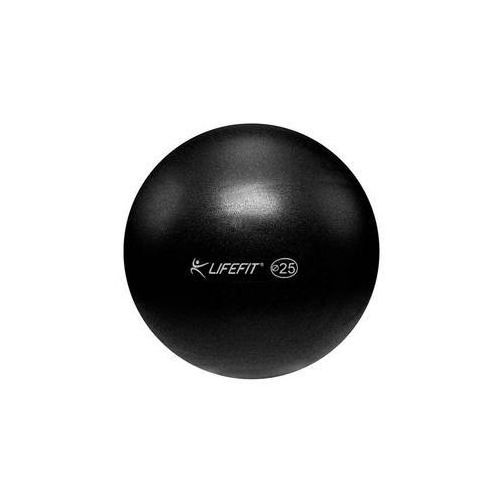 Lifefit Piłka overball 25 cm czarny