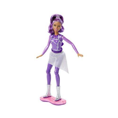 Mattel lights & sounds hoverboard marki Barbie