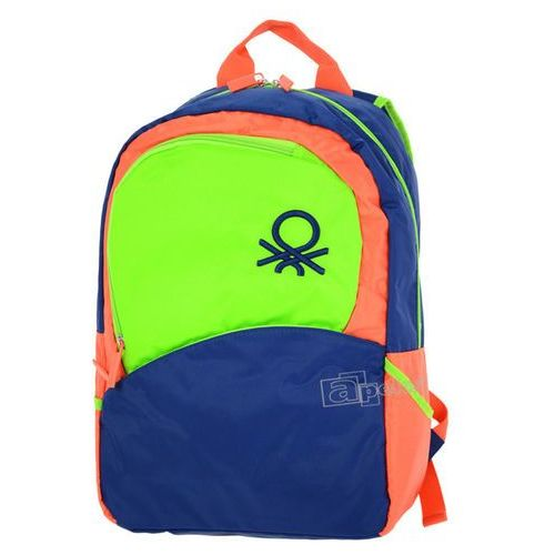 United Colors of Benetton Lifestyle plecak - granatowy (8051493052344)