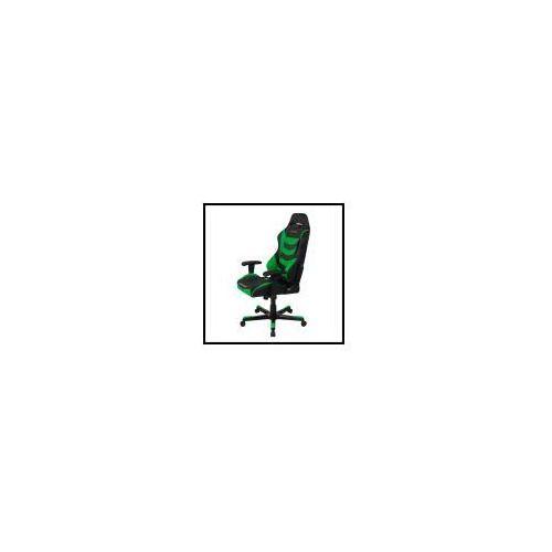 Fotel DXRacer Drifting, Czarno-zielony (OH/DF166/NE) Darmowy odbiór w 20 miastach!, OH/DF166/NE