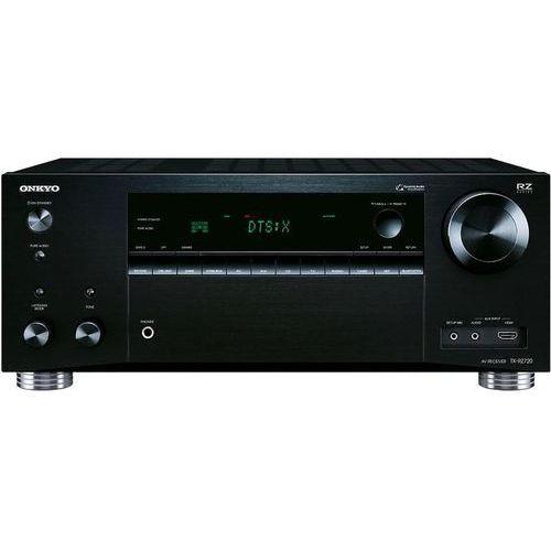 Amplituner ONKYO TX-RZ720B Czarny (4573211152388)