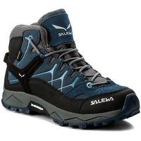Salewa Trekkingi - alp trainer mid gtx gore-tex 64006-0365 dark denim/charcoal