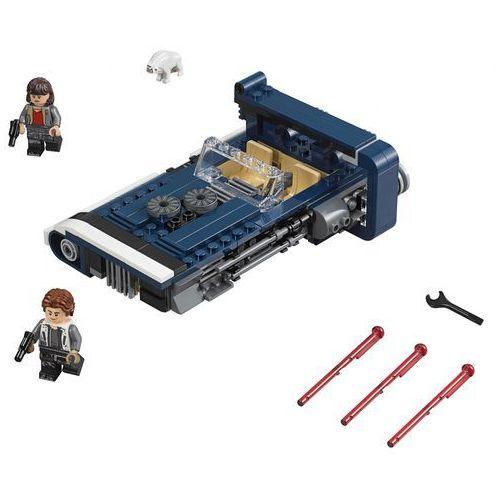 Lego STAR WARS Han solo 75209