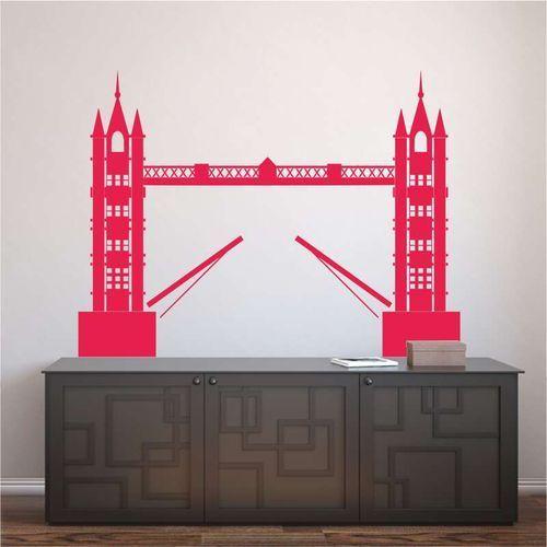 Wally - piękno dekoracji London bridge szablon malarski 2287