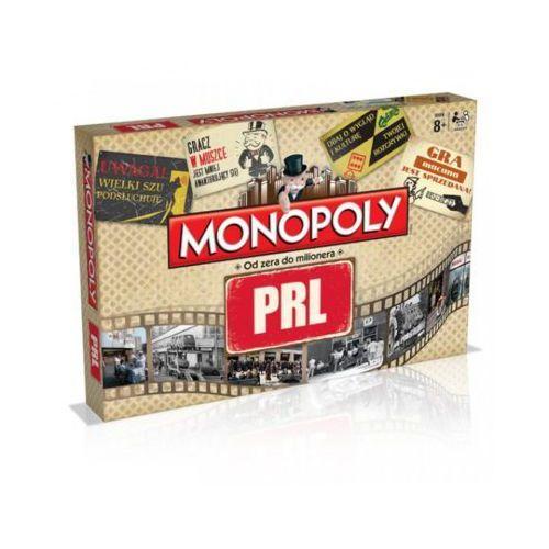 HASBRO Monopoly PRL z kategorii Gry karciane