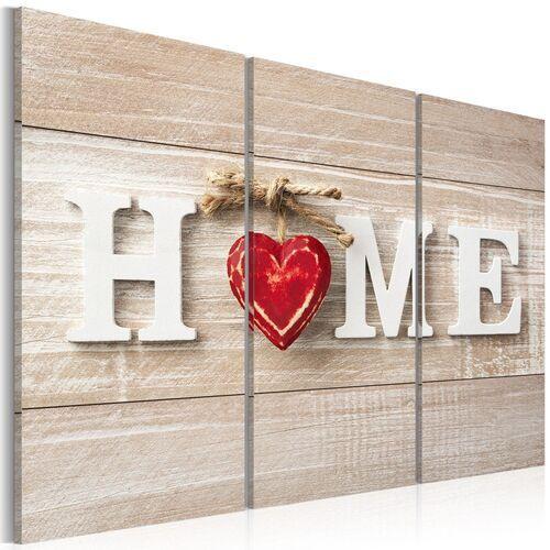 Obraz - Serce domu