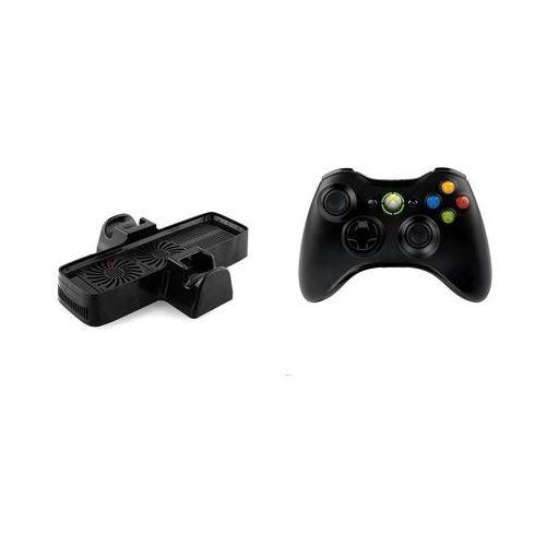 Kontroler MICROSOFT Xbox 360 Czarny. Najniższe ceny, najlepsze promocje w sklepach, opinie.