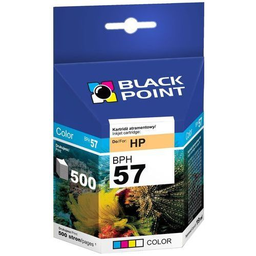 Black Point tusz BPH 57 (C6657AE nr 57) Color Darmowy odbiór w 19 miastach!