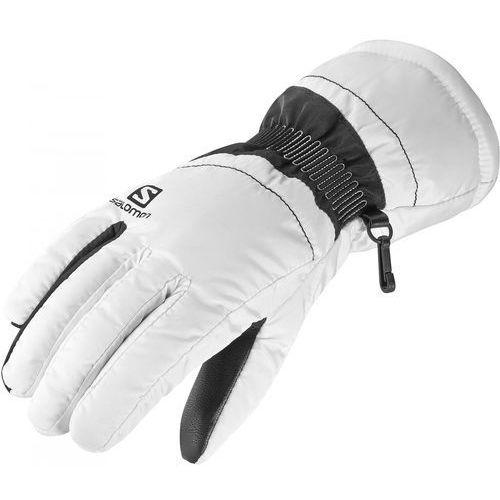 Salomon rękawice damskie Force W White/Black S