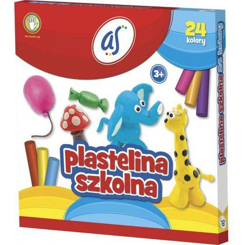 Astra Plastelina as 24kol. 303215002