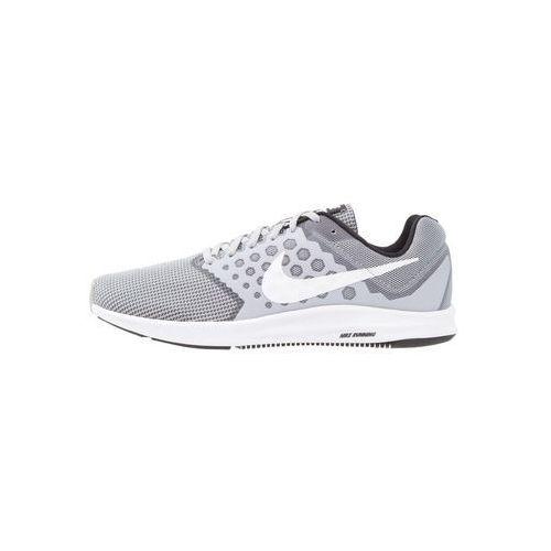 Nike Performance DOWNSHIFTER 7 Obuwie do biegania treningowe wolf grey/white/black (0883412208000)