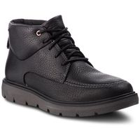 Trzewiki CLARKS - Un Map Mid Gtx GORE-TEX 261367957 Black Leather