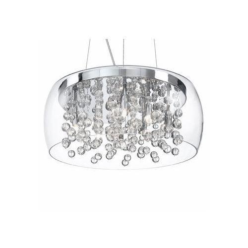Ideal lux 31750 - lampa wisząca audi-80 sp8 8xg9/40w/230v