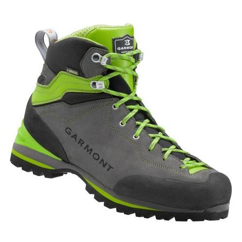 Garmont buty turystyczne męskie Ascent GTX Anthracite/Green 8,5 (42,5 EU)